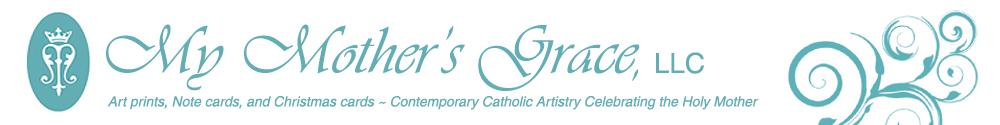 My Mother's Grace Logo